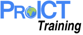 Proict Training Logo